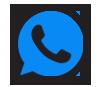 واتساب بلس الأزرق مع إخفاء الظهور whatsapp plus 2020