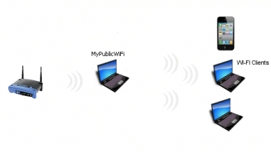 Photo of تحميل برنامج بث الوايرلس من الاب توب  Download MyPublicWiFi